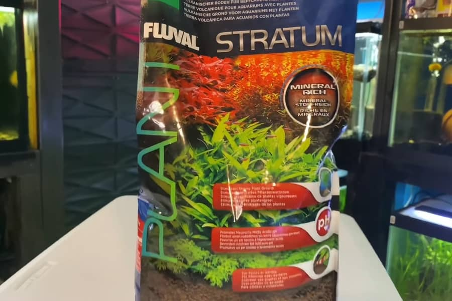 how long does fluval stratum last
